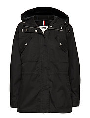TJW ESSENTIAL COTTON - TOMMY BLACK