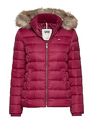 TJW ESSENTIAL HOODED - RHODODENDRON