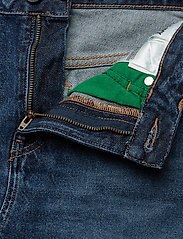 Tommy Jeans - TJ SHORT DENIM SKIRT - jupes courtes - tj save mid bl rig - 3