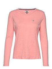 TJW SOFT JERSEY LONG - PINK ICING