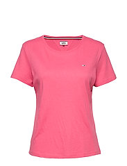TJW SOFT JERSEY TEE - GLAMOUR PINK
