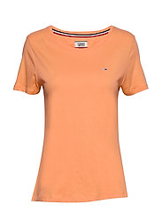 TJW SOFT JERSEY TEE - MELON ORANGE