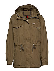 TJW ESSENTIAL COTTON - CAPERS