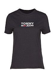 TJW CORP LOGO TEE - TOMMY BLACK
