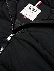 Tommy Jeans - TJW TOMMY DETAIL PUFFA JACKET - padded jackets - tommy black - 7