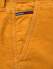 Tommy Jeans - TJW A LINE CORDUROY SKIRT - midi skirts - inca gold - 2