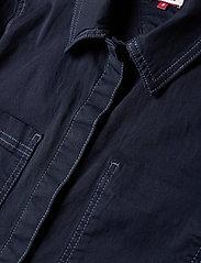 Tommy Jeans - TJW REGULAR JUMPSUIT BLKC - buksedragter - black iris com - 2