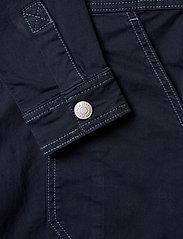 Tommy Jeans - TJW REGULAR JUMPSUIT BLKC - buksedragter - black iris com - 3