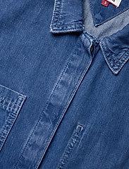 Tommy Jeans - TJW REGULAR JUMPSUIT MCMD - buksedragter - mec mid bl rig - 2