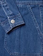 Tommy Jeans - TJW REGULAR JUMPSUIT MCMD - buksedragter - mec mid bl rig - 3