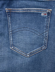 Tommy Jeans - CLASSIC DENIM SKIRT MNM - jupes en jeans - maine mid bl str - 4