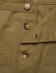 Tommy Jeans - TJW CARPENTER SKIRT - jupes courtes - martini olive - 2
