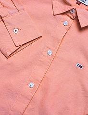Tommy Jeans - TJW SLIM FIT OXFORD SHIRT - langærmede skjorter - pink icing - 2