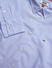 Tommy Jeans - TJW SLIM FIT OXFORD SHIRT - langærmede skjorter - serenity - 2