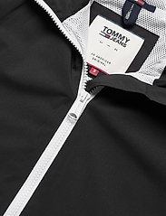 Tommy Jeans - TJW BRANDED SLEEVES WINDBREAKER - vestes legères - black - 5