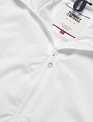 Tommy Jeans - TJW BRANDED SLEEVES WINDBREAKER - vestes legères - white - 5