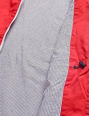 Tommy Jeans - TJW HOODED WINDBREAK - vestes legères - deep crimson - 5