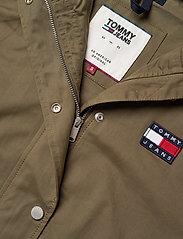 Tommy Jeans - TJW LOGO HOOD JACKET - vestes legères - olive tree - 3
