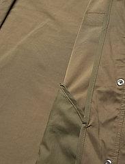 Tommy Jeans - TJW LOGO HOOD JACKET - vestes legères - olive tree - 5