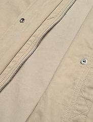 Tommy Jeans - TJW LOGO HOOD JACKET - vestes legères - silt - 5