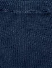 Tommy Jeans - TJW TAPE DETAIL RIB - midi skirts - twilight navy - 4