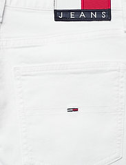 Tommy Jeans - KATIE CROP FLARE MRW - schlaghosen - mars white com - 4
