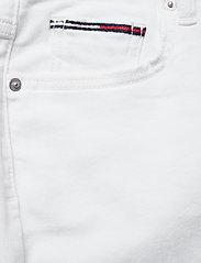 Tommy Jeans - CLASSIC DENIM SKIRT - jupes en jeans - candle white str - 2