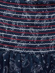 Tommy Jeans - TJW SMOCK DETAIL SKI - jupes courtes - paisley print / twilight navy - 2