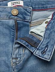 Tommy Jeans - CLASSIC DENIM SKIRT - denimnederdele - victoria lt bl str - 3