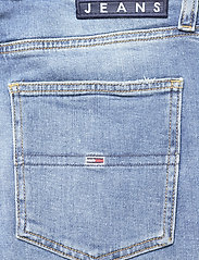 Tommy Jeans - KATIE CROP FLARE BF SMMB - schlaghosen - sima mid bl com - 4