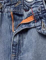Tommy Jeans - SHORT CARGO SKIRT CR - jeanskjolar - carol lt bl rig - 4