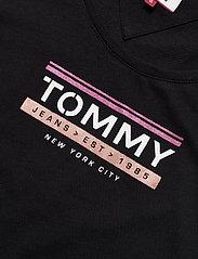 Tommy Jeans - TJW LOGO TANK - tops zonder mouwen - black - 2