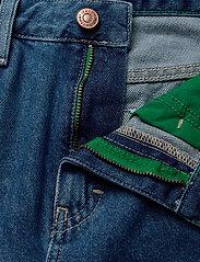 Tommy Jeans - SHORT DENIM SKIRT SV - jupes courtes - save 20 mid bl rig - 3
