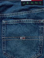 Tommy Jeans - SHORT DENIM SKIRT SV - jupes courtes - save 20 mid bl rig - 4