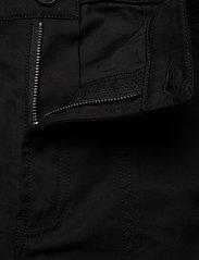 Tommy Jeans - TJW HIGH RISE WIDE CROP - szerokie dżinsy - black - 3