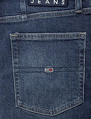 Tommy Jeans - MOM JEAN HR TPRD CNDBCF - mom jeans - cony dark blue comfort - 4