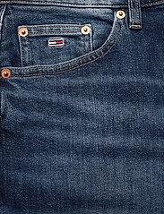 Tommy Jeans - MEG MR WIDE LEG ANKLE CNDBCF - szerokie dżinsy - cony dark blue comfort - 2