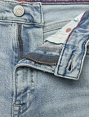 Tommy Jeans - MEG MR WIDE LEG ANKLE CNLBCF - brede jeans - cony light blue comfort - 3