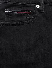Tommy Jeans - CLASSIC DENIM SKIRT BRBK - jeanskjolar - bird black stretch - 2
