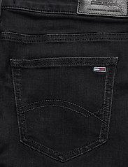 Tommy Jeans - CLASSIC DENIM SKIRT BRBK - jeanskjolar - bird black stretch - 4