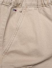 Tommy Jeans - TJW CARPENTER SKIRT - jupes courtes - soft beige - 2