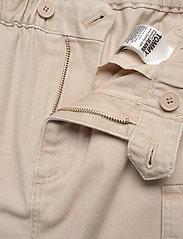 Tommy Jeans - TJW CARPENTER SKIRT - jupes courtes - soft beige - 3