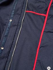 Tommy Jeans - TJW WAIST DETAIL JACKET - lichte jassen - twilight navy - 5