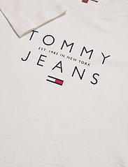 Tommy Jeans - TJW ESSENTIAL LOGO LONGSLEEVE - långärmade toppar - white - 3