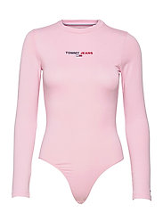 TJW LINEAR LOGO BODY - ROMANTIC PINK