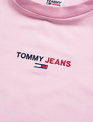 Tommy Jeans - TJW LINEAR LOGO BODY - bodies - romantic pink - 2