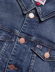 Tommy Jeans - VIVIANNE SLIM DENIM TRCKR HLDBST - denim jackets - harlow dark blue str - 2