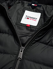Tommy Jeans - TJW ESSENTIAL HOODED DOWN COAT - padded coats - black - 6