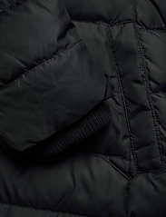Tommy Jeans - TJW ESSENTIAL HOODED DOWN COAT - padded coats - black - 7
