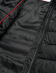 Tommy Jeans - TJW ESSENTIAL HOODED DOWN COAT - padded coats - black - 9